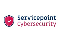 Logo des Servicepoints Cybersecurity
